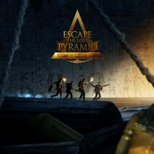 Escape The Lost Pyramid